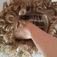 Perruque full wig